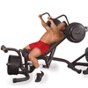 Bodysolid Olympic Leverage Flat Bench