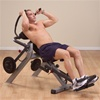 Bodysolid Semi-Recumbent Ab Bench