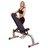 Body-Solid BOS-GFI21 Heavy Duty Flat Incline Bench