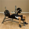 Bodysolid Flat Olympic Bench