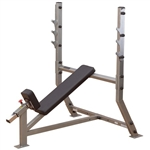Bodysolid Incline Olympic Bench