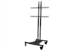 "Mobile Cart ""72"" in. Dual Poles"