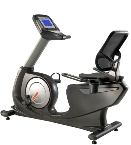 Motion Recumbent Exercise Bike Blowout Sale