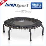 JumpSport Fitness Trampoline-Model 370 Pro
