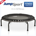 "44"" JumpSport Fitness Trampoline-Model 570 Pro"