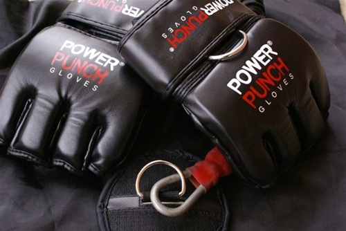 Exergame Resistance Power Punch Glove Set