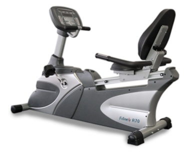 Fitnex Light Commercial Recumbent Bike