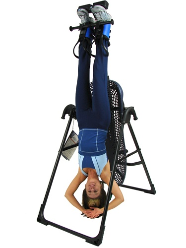 Teeter ep550 inversion table for 1201 back therapy inversion table