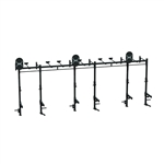 24 X 4 Monkey Bar Wall Mount – A1 Package