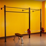 APE RG1 Wall Mount Half Rack