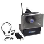 AmpliVox Wireless half Mile hailer SW610A