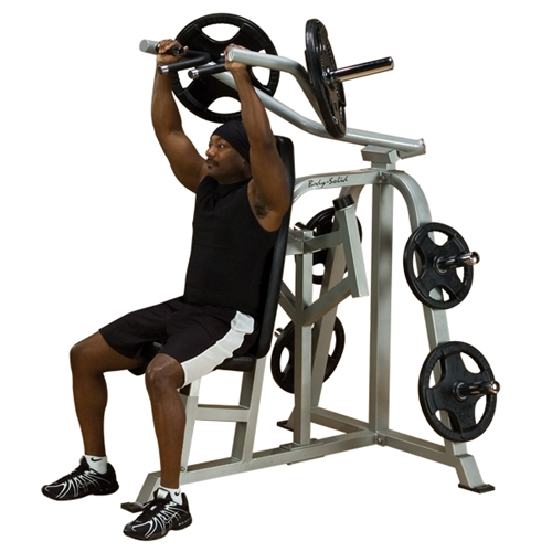 Bodysolid Bod Lvsp Leverage Shoulder Press