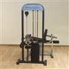 Bodysolid BOS-GCEC-STK/3 Pro Select Leg Ext. & Leg Curl Machine With 310lb. Stack