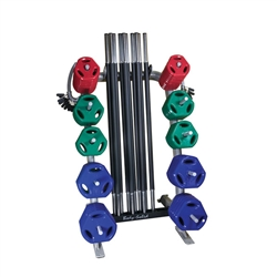 Bodysolid Cardio Barbell Pack