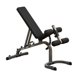 Bodysolid BOS-GFID31 Flat Incline Decline Bench