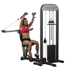 Bodysolid BOS-GMFP-STK/3 Pro Select Multi Functional Press with 310 Stack