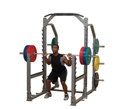 Bodysolid Pro Club-Line Multi Squat Rack