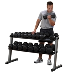 Bodysolid Pro Dumbbell Rack