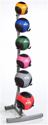 VTX Medicine Ball Set With Rack