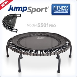 "44"" JumpSport Fitness Trampoline-Model 550F Pro"