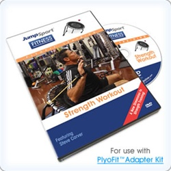DVD PlyoFit Strength Workout
