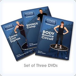 Jumpsport DVD 3 pack