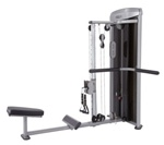 Steelflex 3D Back Row Machine