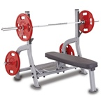 Steelflex Olympic Flat Bench
