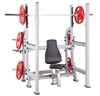Steelflex NOMB Olympic Military Bench