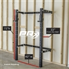 PRX 3x3 Profile Squat Rack PRO