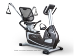 Bodycraft R25 Semi Recumbent Exercise Bike
