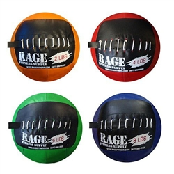 "Rage Fitness 10"" Medicine Ball"