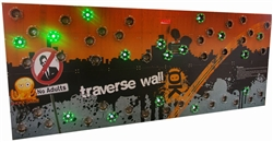 Trailblazer Traverse Climbing Wall - Wall-Mount