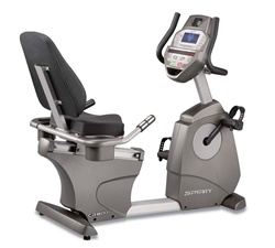 Spirit Fitness CR800 Fitness Recumbent Bike