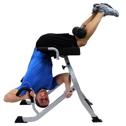 gtrelieve back pain with teeter hang ups inversion table