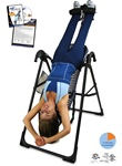 Relieve back pain with Teeter Hang Ups: inversion table, gravity boots and inversion therapy equipment