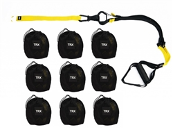 TRX Commercial Suspension Trainer 10-Pack