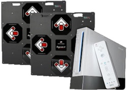Impact Arcade Wii System (2 player)