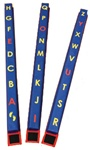 WeeKidz Alphabet Balance Beam - Set of 3